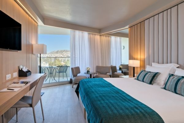 Divani Apollon Spa - Executive Room