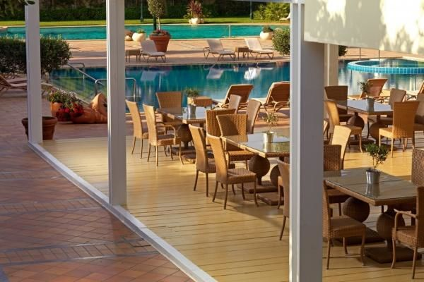 Divani Apollon Spa - Restaurant