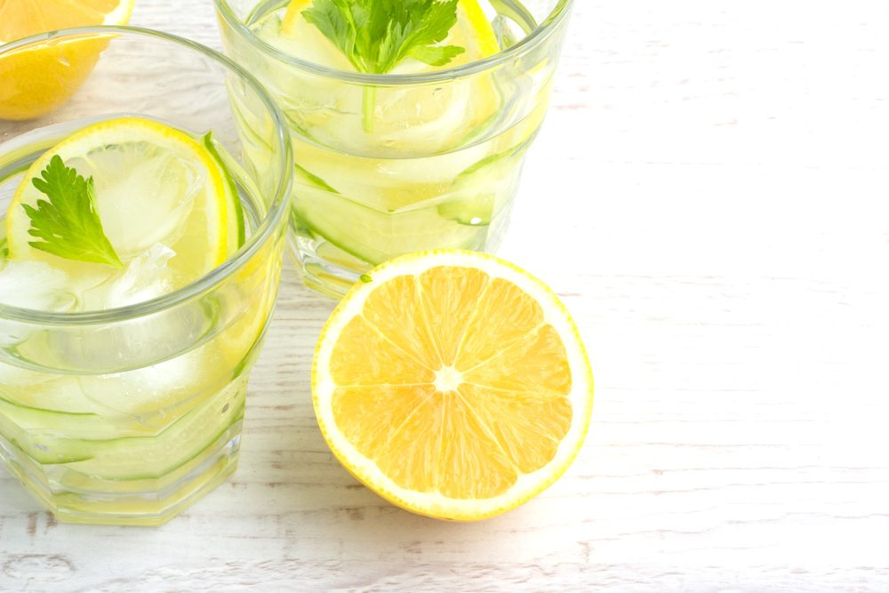 Divine You Mag - Why we love lemon water