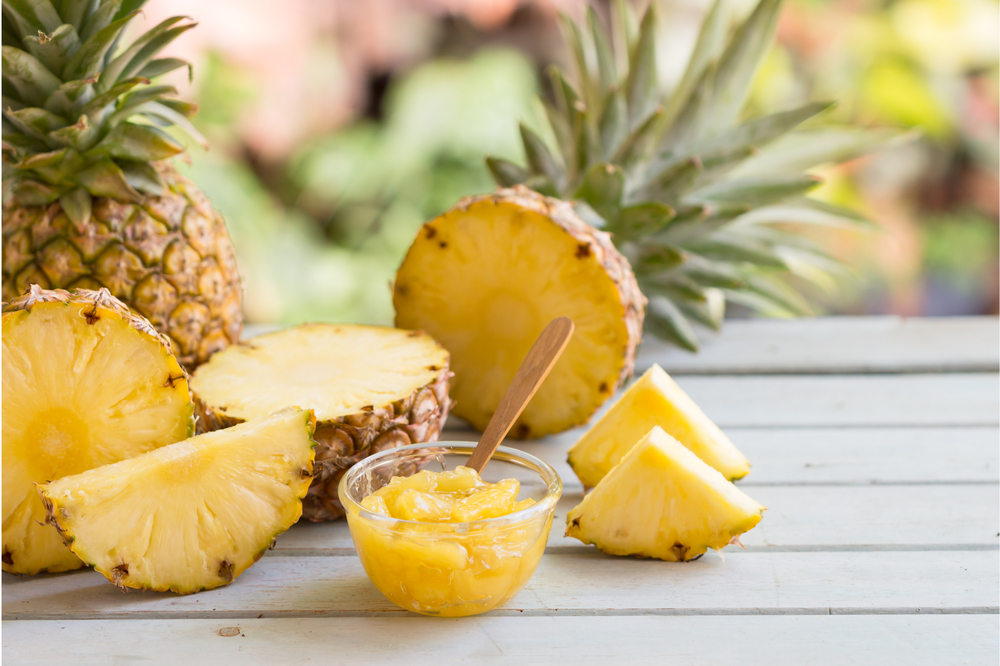 Divine You Mag - 3 Healthy Excuses to Add More Pineapple to Your Life